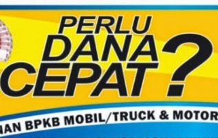 Pinjaman Dana Tunai Jaminan BPKB Motor Bunga Rendah