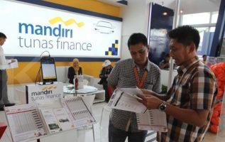 Tabel Angsuran Mandiri Tunas Finance Update