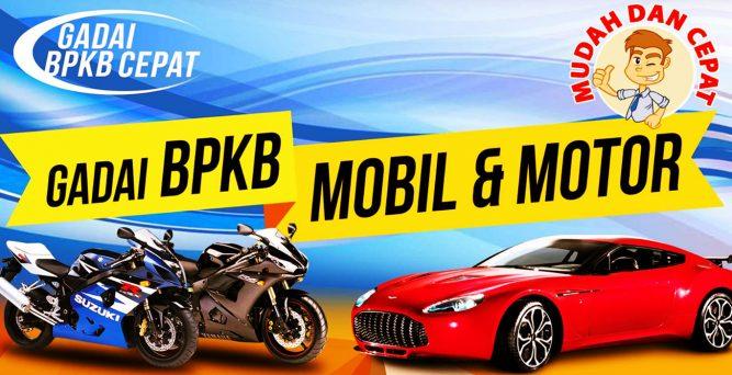 Syarat Gadai BPKB Motor Tanpa Survey Bandung
