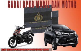 Syarat Gadai BPKB Motor Tanpa Survey Tangerang