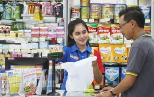 Top Up Grab di Indomaret, Bisakah??