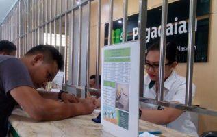 Syarat dan Tahapan Beli Top Up Grabbike di Pegadaian (Pengalaman Kami)