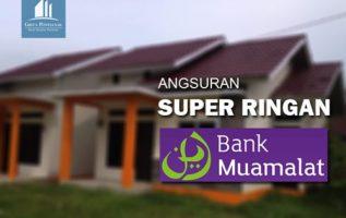 Ingin Mengajukan KPR Rumah Second Bank Muamalat, Lengkap Syarat Berikut