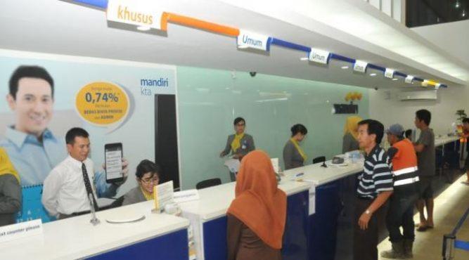 Simulasi Kredit Multiguna Bank Mandiri untuk Perorangan
