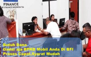 Tempat Resmi Gadai BPKB Motor Tanpa Survey Semarang