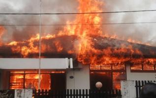 Isi Hukum Perjanjian Polis Asuransi Kebakaran