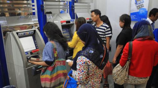 Cara Tarik Tunai ATM Sinarmas di ATM BCA